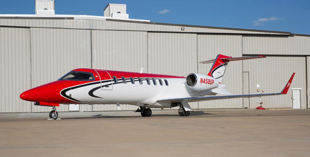 Lear 45 Charter Aircraft